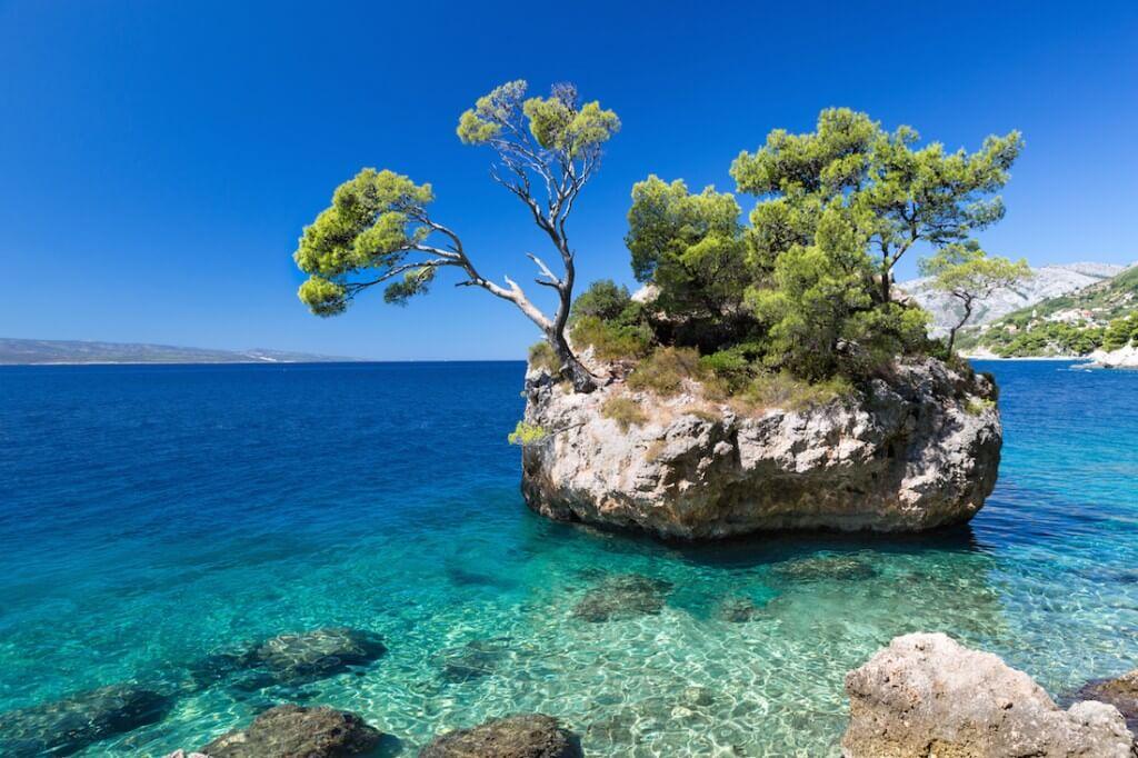 Punta Rata en Croatie
