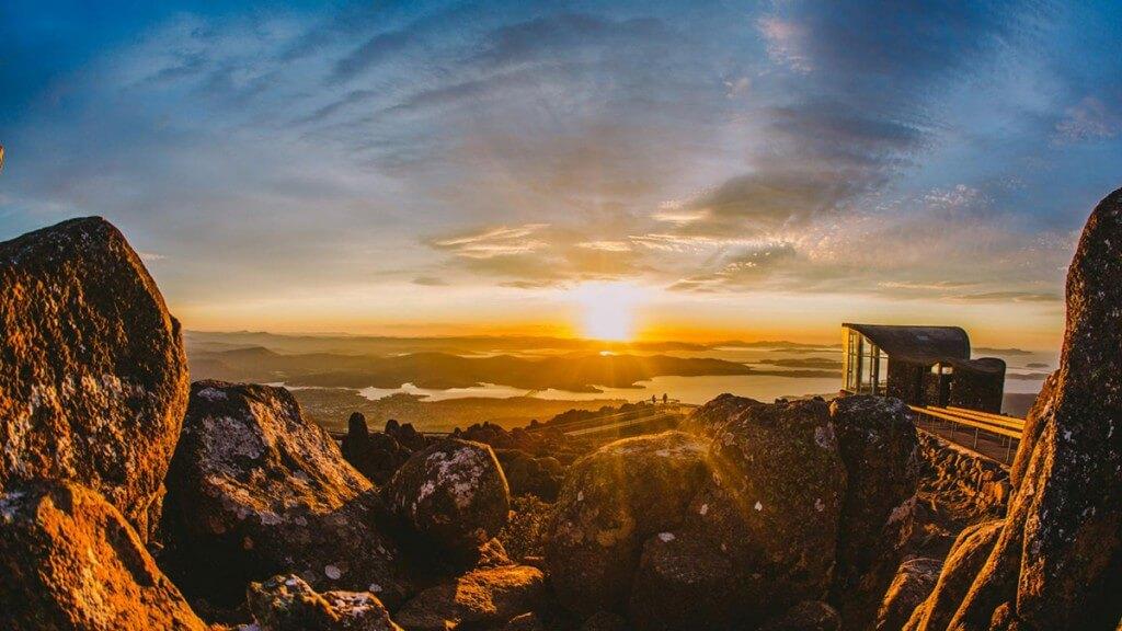 tasmanie-coucher de soleil