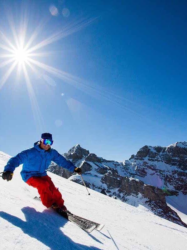skieur-equipement