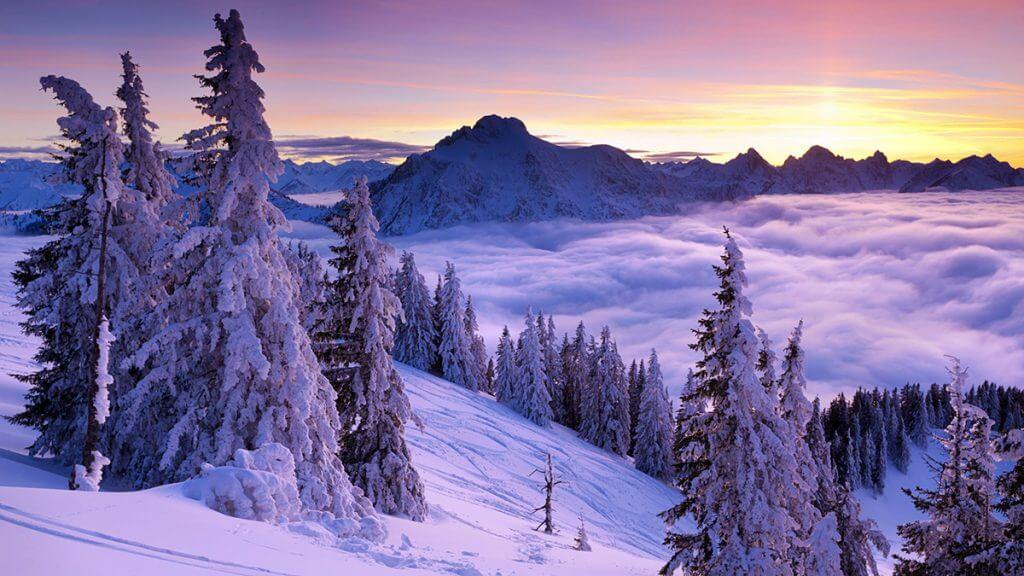 montagne-coucher-soleil